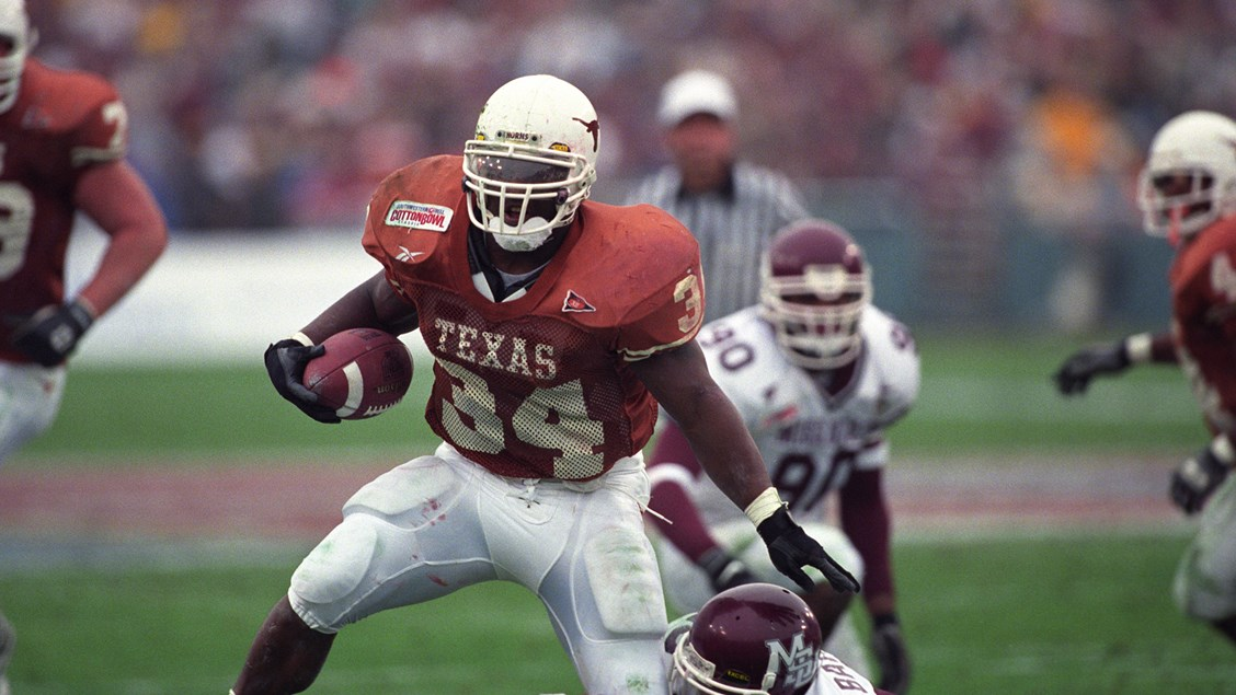 Ricky Williams to be inducted into Cotton Bowl Hall of Fame ... 786f9a1d3