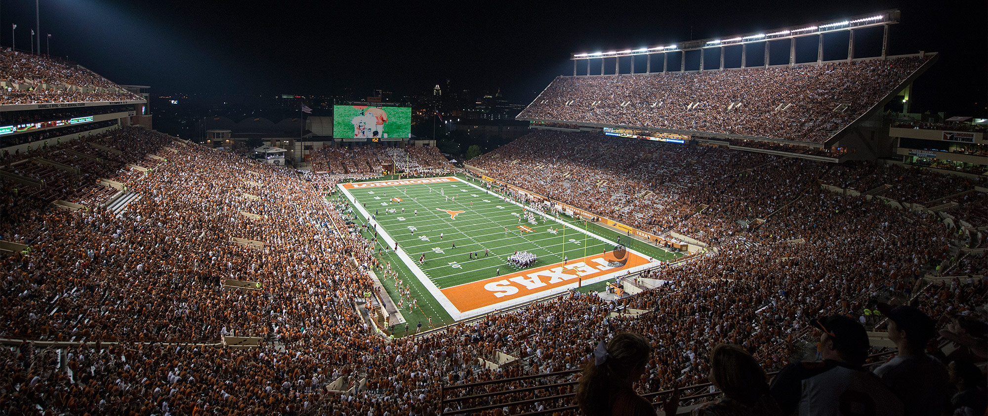 Darrell K Royal-Texas Memorial Stadium at Joe Jamail Field