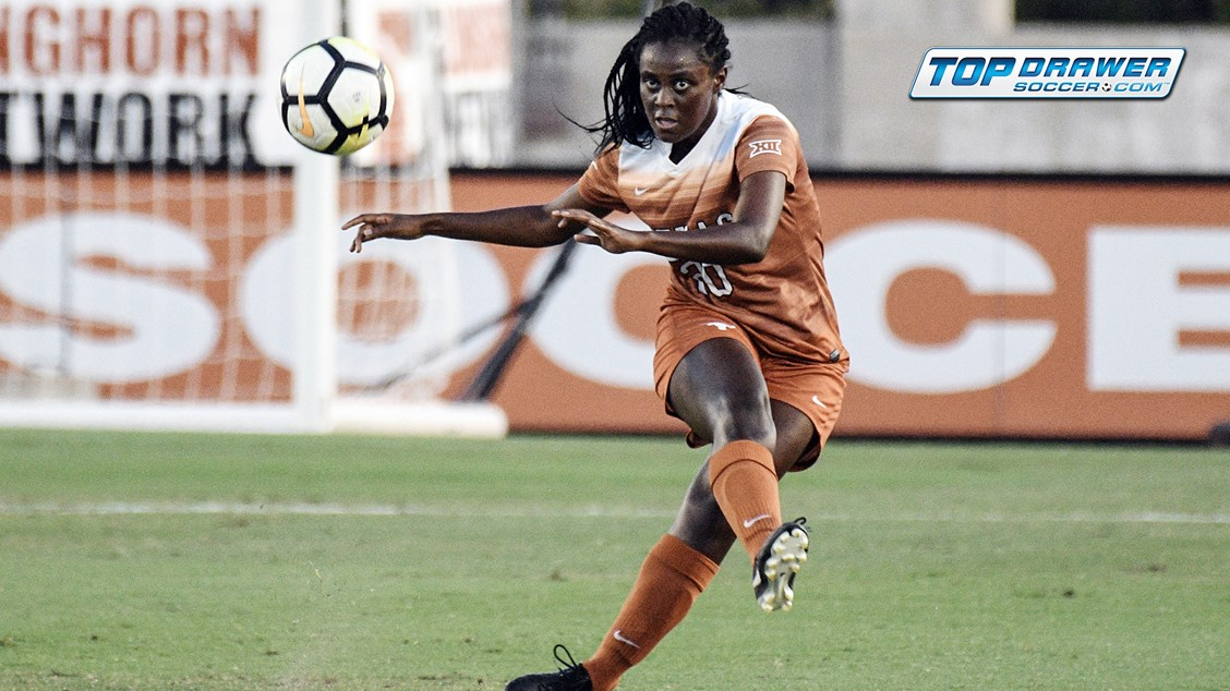 Soccers Mshana Named Top Drawer Soccer National Player Of The Week