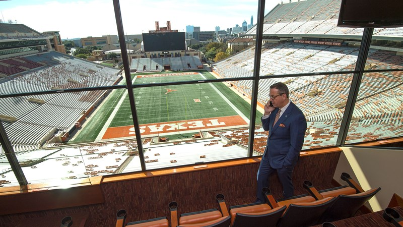 Forty Acres Insider: Aug. 27