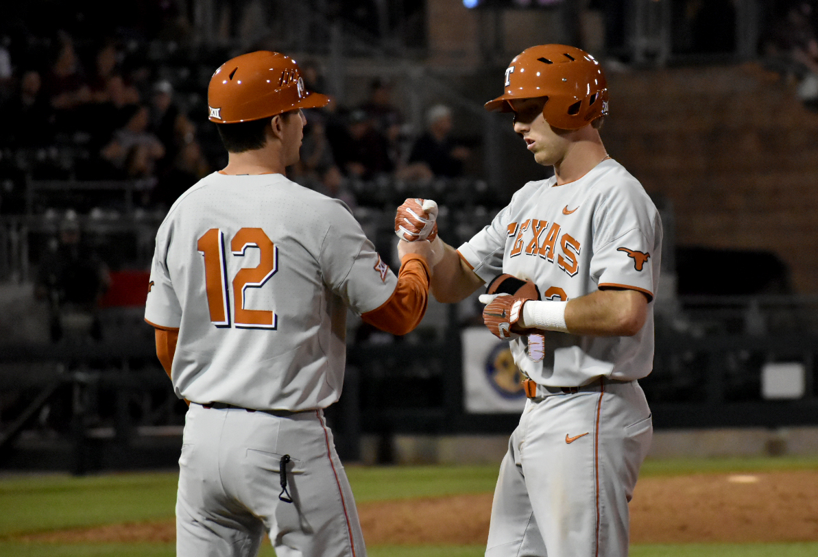 timeless design 8c47e ffb02 Baseball battles but falls, 6-5, to No. 22 Texas A&M ...