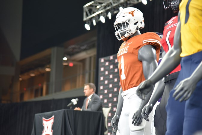 Longhorns ready for Big 12 Football Media Days - University of Texas