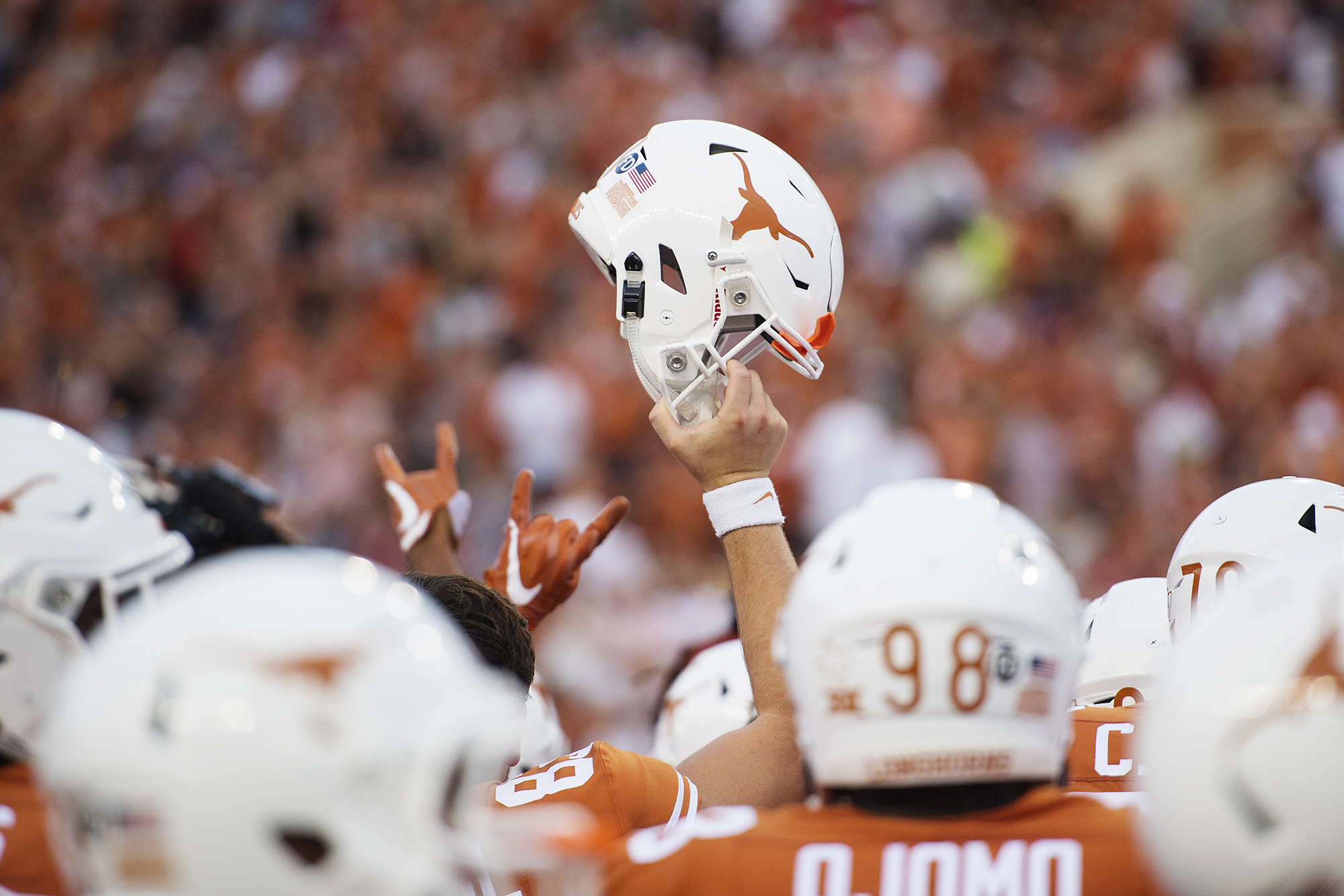 Football Adds Games To Future Schedule University Of Texas