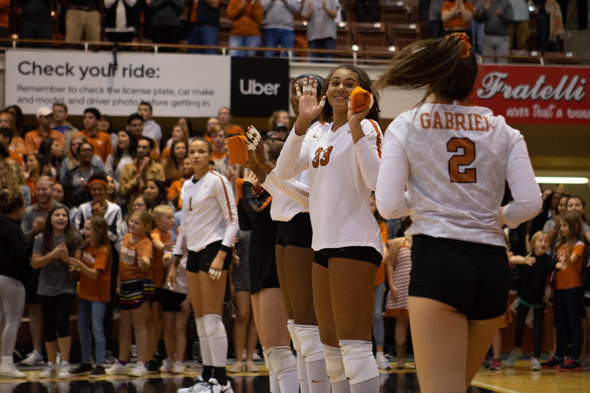 Volleyball Earns No 2 Seed In 2019 Ncaa Volleyball Championship University Of Texas Athletics