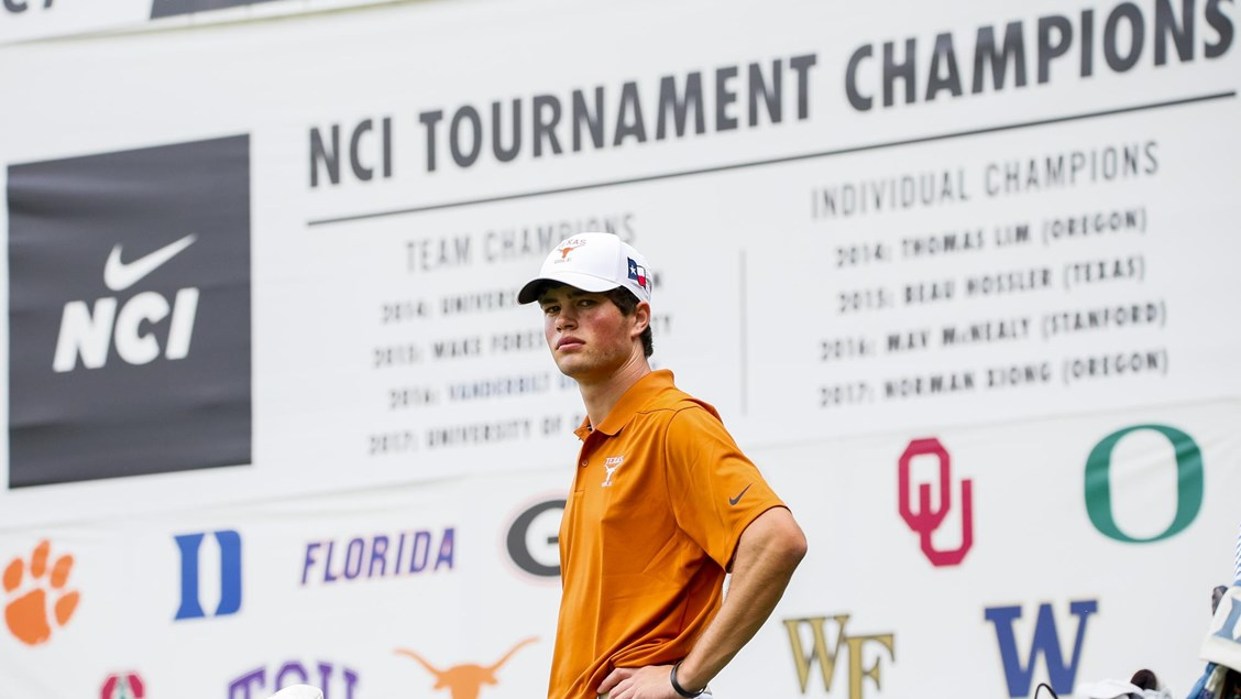 Men's Golf's Hammer named to 2019 Arnold Palmer Cup team